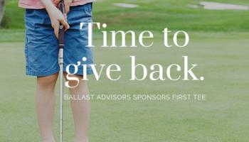 Ballast Advisors Sponsors First Tee Fundraiser